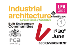 Industrial Architecture, 1st-30th June 2017